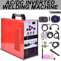 200A 110/230V IGBT Square Wave AC/DC TIG/Stick Inverter Welder Aluminum TIG-200