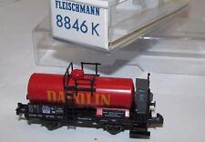 Fleischmann piccolo Spur N 8846 K Kesselwagen Dapolin, OVP, XP9759X