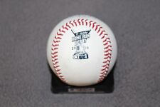 Giancarlo Stanton 2016 Home Run Derby Game Used OUT RARE Marlins Yankees MLB COA