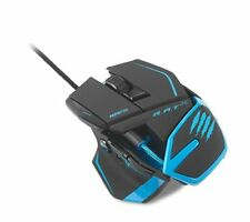 Win8 / Mac support Mad Catz RAT TE Tonament Edition gaming mouse bla mat