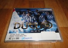 Duelo - Vuela Muy Alto (CD, 2010, Fonovisa) Good Condition, Ex-Library