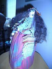 Gretchen Lima Ooak Doll Fibre Art - Spiritual Healer