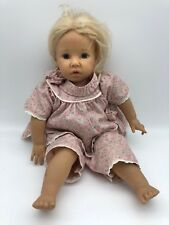 Sigikid Puppe Vinyl Puppe 51 Cm Dolls & Bears Top Zustand Cheapest Price From Our Site