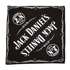 Jack Daniels Old No. 7 Black Bandana Black