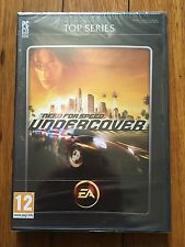 Top Series Need for Speed Undercover PC/CD ROM Age 12+ Brand New