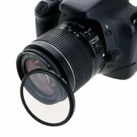 37-82MM Slim UV Filter Circular Lens Protector For Canon Nikon Tamron Universal