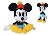 Vntage 1998 Mattel Disney Baby Minnie Maus Rassel Plüschtier Spielzeug Puppe Dschungel & Steppe