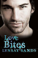 Love Bites by Lynsay Sands, New Book (Paperback)