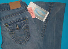 24 x 32 PRE-Owned TRUE RELIGION $216 VINTAGE JOEY CLASSICS 100% Cotton JEANS
