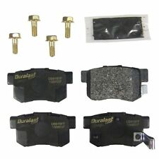 Disc Brake Pad Set Rear AUTOZONE/DURALAST GOLD CMAX-GRI DGC537