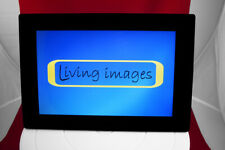 "Living Images 10.1"" HD Memory View Digital Photo Frame - 1280 X 800 - (Ref 108)"