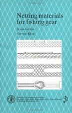 Netting Materials for Fishing Gear-ExLibrary