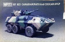 Hobby Fan 1/35 Canadian / Nato 6x6 Cougar AVGP (Resin kit) - HF023