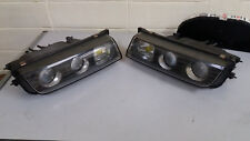 JDM NISSAN CEFIRO A31 KOUKI GLASS PROJECTOR HEADLIGHTS  OEM