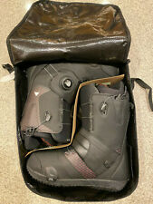 2020 Burton Ion Step On Snowboard Boots Mens Size 13 Black Free Shipping