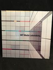 MIT Media Laboratory LaserDisc JAPANESE Import One of Rarest Laser Disc titles