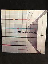 MIT Media Laboratory LaserDisc JAPANESE Import One of Rarest Laser Disc titles