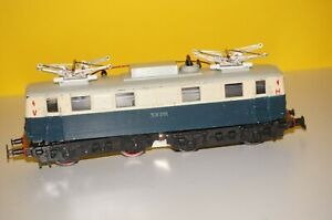 RF36] Piko Spur H0 Elektro Lok E46 0701 ohne OVP geprüft guter Zustand