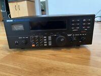 Drake R8B AM SW Receiver W/ VHF Adapter