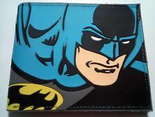 DC Comics Súper Héroe Batman Billetera. Gratis P&P, Reino Unido Vendedor