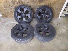 "BMW E60 17"" Light Alloy Rim Wheel Spider Spoke 138 SET OEM 530I 545I 550i"