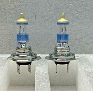 2x OSRAM Sylvania SilverStar Ultra H7 Halogen Lamps