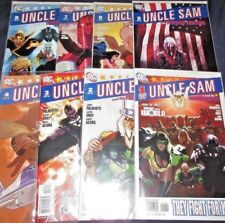 UNCLE SAM AND THE FREEDOM FIGHTERS #1-8 Full Set! (NM) DC 2006 Palmiotti Gray