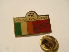 PIN'S Coca Cola Italia 90