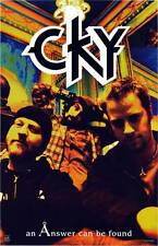 "CKY Poster [Licensed-New-USA] 22.5X34"" Size Deron Miller, Chad Ginsburg, Margera"
