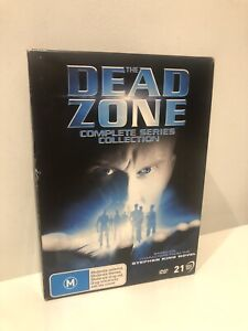 Dead Zone The Complete Series Collection Box Set Seasons 1 - 6 Rare Stephen King