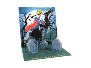 Headless Horseman - 3D Pop-Up card - Up With Paper