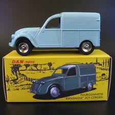 Dan Toys 1:43 Citroen 2CV Fourgonnette Espagnole die-cast car model