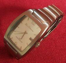 Ben Sherman S683 Mans Stainless Steel Watch, Silver Dial, Bracelet Strap.