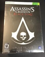 Assassin's Creed IV Black Flag [ Limited Edition ] (XBOX 360) NEW