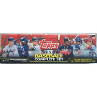 2020 TOPPS COMPLETE BASEBALL FACTORY SEALED HOBBY BOX IN STOCK FREE SHIPPING
