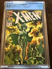 The X-Men #50, CBCS (not CGC) 8.5 (VF+), First App. Lorna Dane (Polaris)!
