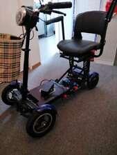 Econelo Mini - Elektro Falt - Vierradroller - Blau ( NUR AN SELBSTABHOLER )