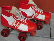 ORIGINAL vintage LOT 2 PATINS à ROULETTE PLAYCREW shoes Roller skates 608AB-HY