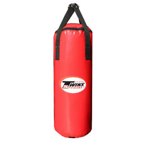 Twins 80cm Boxing Bag - punch kick combo delivery