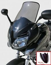 Pare Brise Bulle ERMAX HP+15 cm HONDA VARADERO 125 2007/2016 Noir Foncé