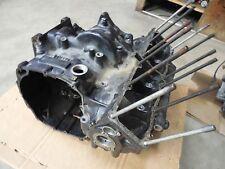 yamaha fz700 fz750 main engine center cases block crankcase assembly 1987 1988