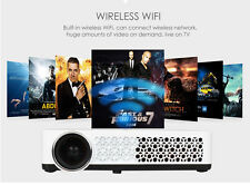 5000Lumen Pico Home Theater Multimedia DLP LED Projector HDMI Full HD 3D 1080P