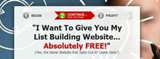 Free Marketing List Building Lead Generation System For All Businesses