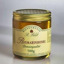Rosmarinhonig Honig 100% naturreiner Premium Bienenhonig Brotaufstrich 1A !