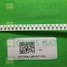 400PCS 0603X4 1206 1K 5% SMD Resistor Networks Array YAGEO YC164-JR-071KL