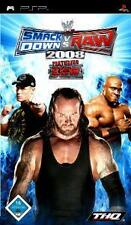 PLAYSTATION Sony psp SMACKDOWN VS RAW 2008 *** come nuovo