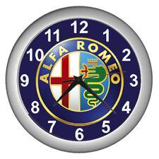 Alfa Romeo Wallpaper Wall Clock