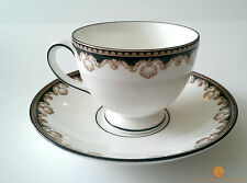 Wedgwood Medici R4588 Teacup & Saucer First Quality- Multiple Items Available