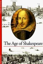 The Age of Shakespeare Laroque, Francoise Paperback
