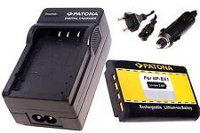 Troy Akku für Sony Cybershot Dsc-h400 Npbx1 Np-bx1